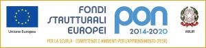 Loghi PON 2014-2020 (fesr) corto